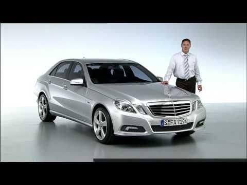 Design new Mercedes E-Class 2010