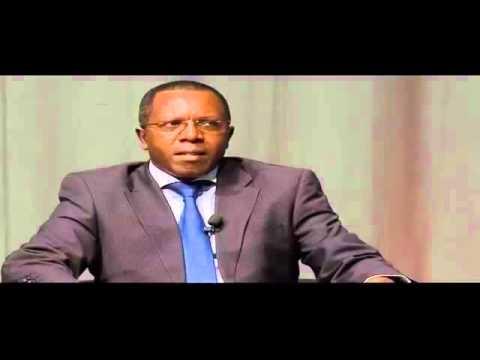 Robert Mathu  A man with a dream to grow Africa's capital markets