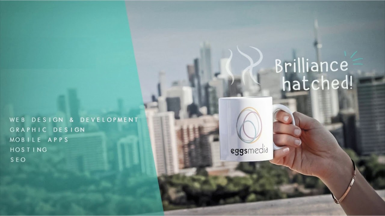 Website Development in Toronto by Eggs Media