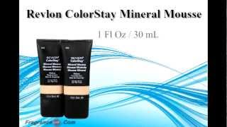 Revlon ColorStay Mineral Mousse Liquid Makeup Foundation Thumbnail