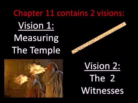 Revelation Session 22 - The Two Witnesses