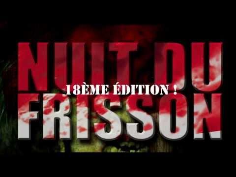 Nuit du frisson #18 - Jeudi 31 Octobre 2013 - Cinéma Adalric