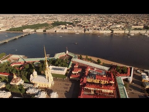 Best of St Petersburg Aerial FPV Drone flights/ Полеты над Санкт-Петербургом и Петергофом (PC only)