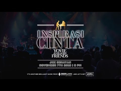 "Download lagu terbaru 7/11 Kahitna,Jodie,Arsy,Glenn,Tulus, Marcel, Rossa, BCL, di ""Inspirasi cinta Yovie with His Friends"" online"