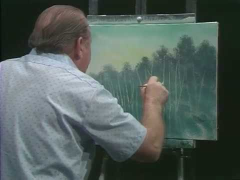 William Alexander - The Magic of Oil Painting - Palms