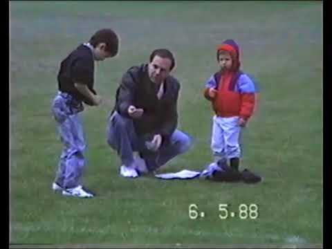 Ron Michael Rocket Scientist - Annie Gaboury June 1988 Vancouver BC