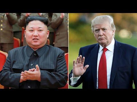 Kim Jong Un & Donald Trump 'both unstable bullies' – professor