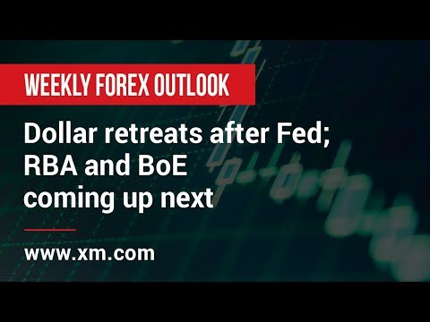 Weekly Forex Outlook: 01/02/2019 - Dollar retreats after Fed; RBA and BoE coming up next