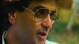 Rare video morcha bollywood  film industry strike 86