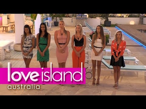Two girls are up for elimination | Love Island Australia 2018