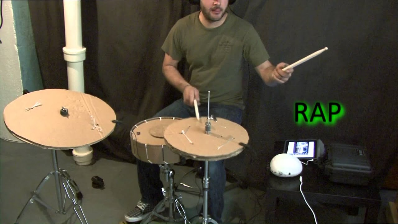 concept du drum carton/cardboard drum concept/cartone tamburo ...