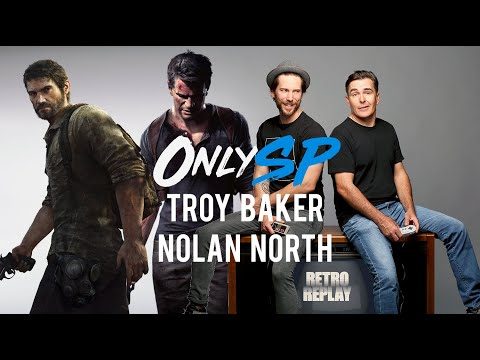 Nolan North And Troy Baker Discuss Last Of Us Part Ii Borderlands