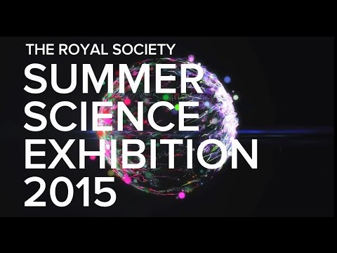 Royal Society Summer Science Exhibition 2015 trailer