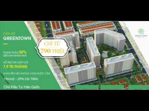 GREEN TOWN BÌNH TÂN – HOTLINE: 0919 38 79 37