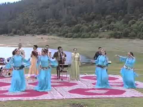 Najat Lahcen Lakhnifri Danza Zayane De Marruecos Youtube