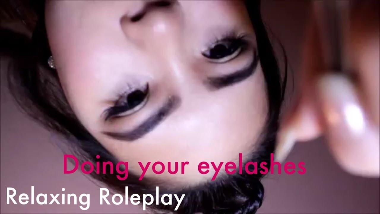 Asmr Beauty Salon Eyelash Extensions Roleplay Soft Spoken