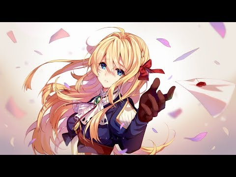 AMV Violet evergarden - you said you'd grow old with me