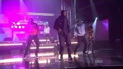 Usher / Swedish House Mafia at the 2010 American Music Awards (720p)