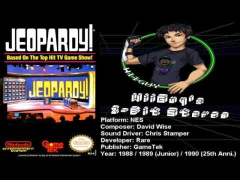Jeopardy! / Junior Edition / 25th Anniversary Edition (NES) Soundtrack - 8BitStereo