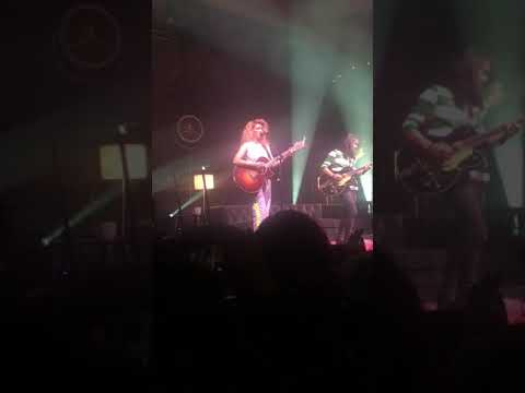 Tori Kelly - ( Change Your Mind ) Live 3-17-19 In Portland. Oregon