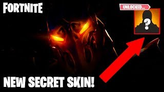 PEAU DE RUINE SECRÈTE DE 'NEW' ! VOLCANO EVENT / SEASON 8 SECRET SKIN (Fortnite Saison 8)