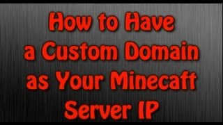 How to Get a Custom IP For Your Minecraft Server [FREE] thumbnail