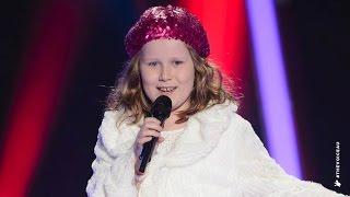 Molly Sings Popular | The Voice Kids Australia 2014