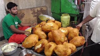 Crispy & Garam Egg Snacks in Kolkata Street | Street Food India
