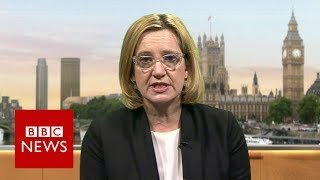 Manchester attack: Bomber 'not acting alone' says Amber Rudd - BBC News