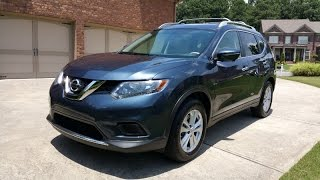 2015 Nissan Rogue SV Review - The 3 Row Compact