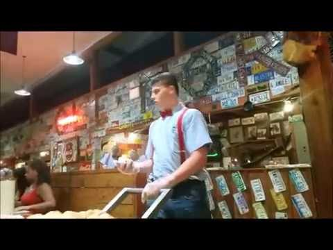 Lamberts Home Of The Throwed Rolls Sikeston Mo Youtube