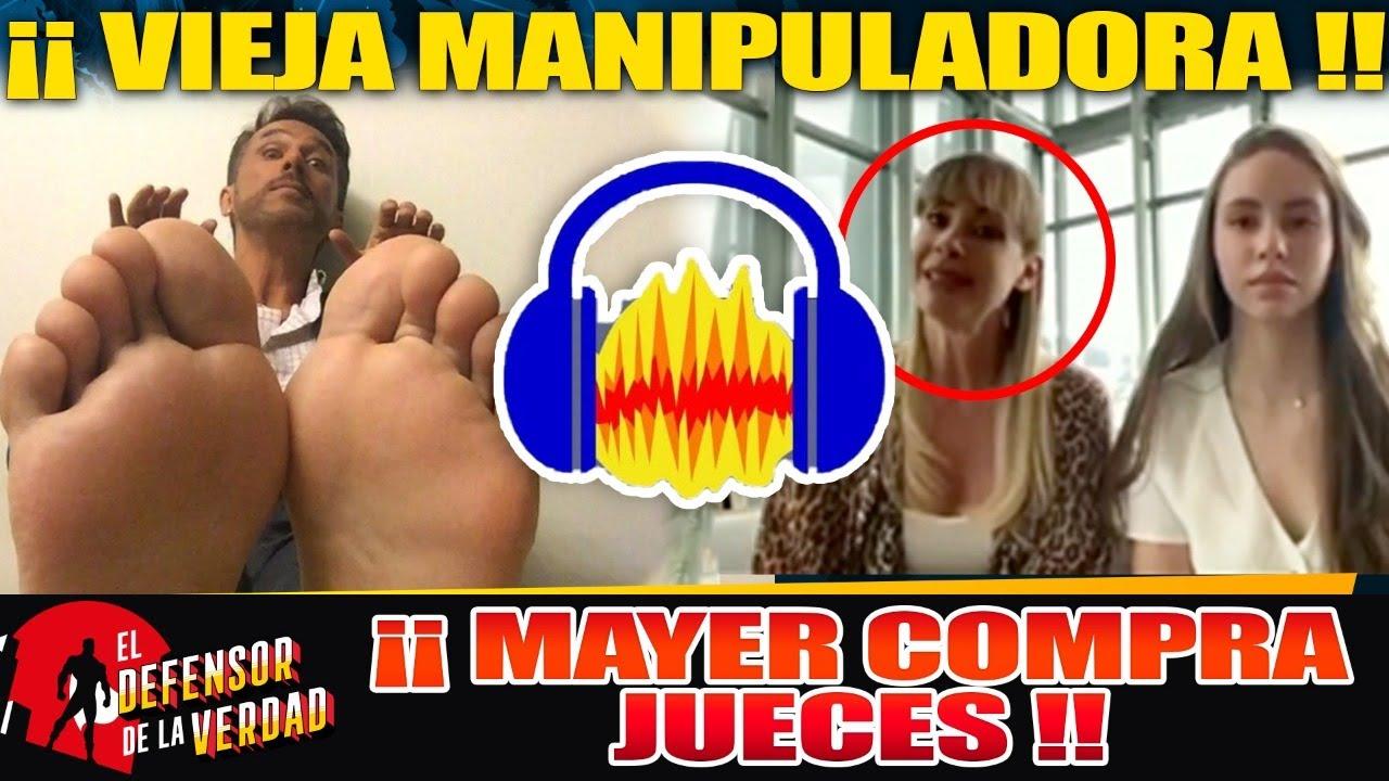 Filtran Audio Q Implica a Mayer En Fuerte Caso De Famoso Actor Vs Su Hija!Busca Quitarle a La Esposa