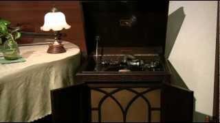 "Dinah Shore_""Blue Canary"" on HMV-163"