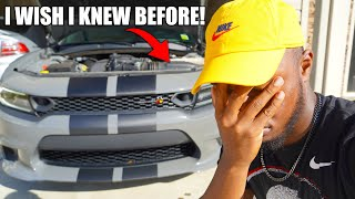 WHAT TO KNOW BEFORE BUYING A DODGE CHARGER SCATPACK 392! | POV DRIVE