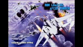 Saturn Longplay [071] Sega Ages: After Burner II