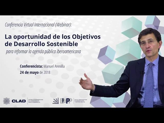 Objetivos de Desarrollo Sostenible para reformar la Agenda Pública Iberoamericana