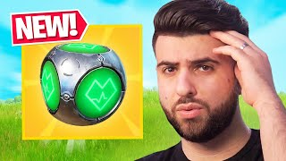 The NEW Revive Grenade in Fortnite...