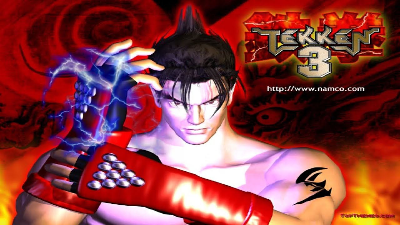 Image result for tekken 3 1920x1080