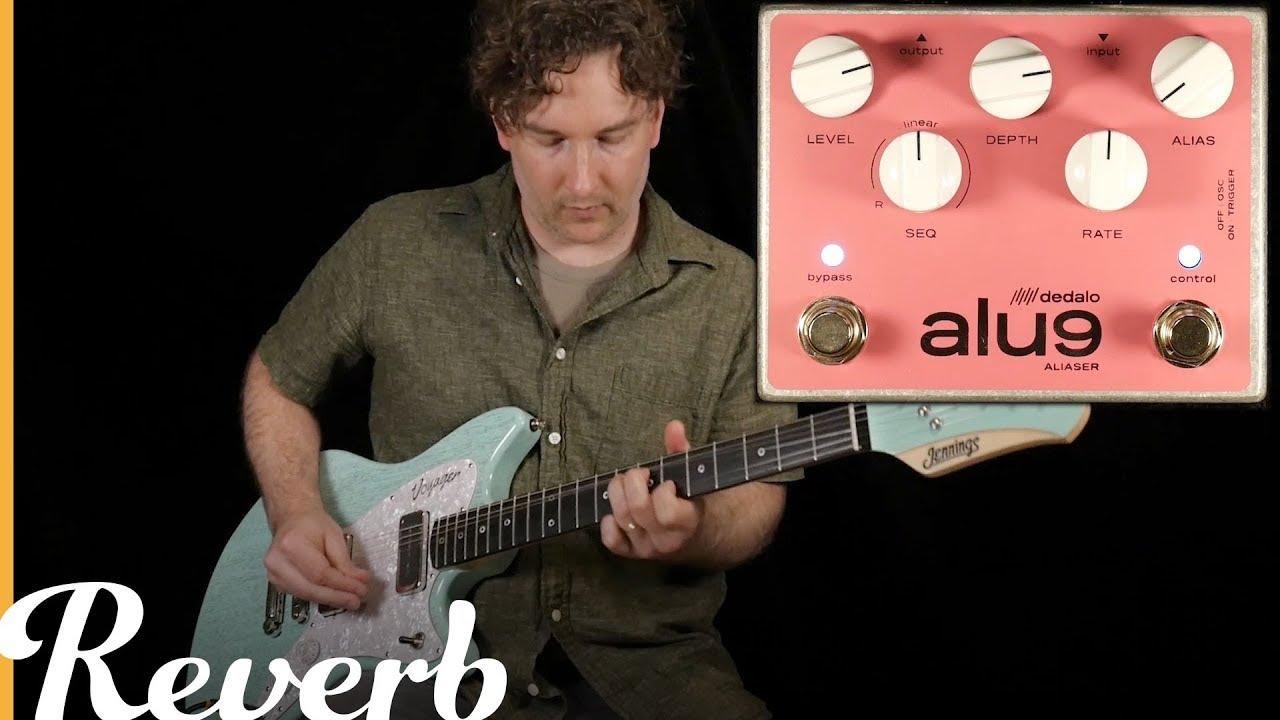Download Dedalo Alu9 Aliaser | Reverb Tone Report Demo