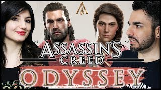 ASSASSIN'S CREED ODYSSEY: il nostro GAMEPLAY in anteprima!