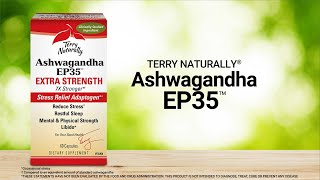 Ashwagandha EP35™ | Terry Naturally®