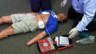 EMT CPR and AED
