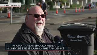 In what areas should federal money be spent during pandemic? | Outburst
