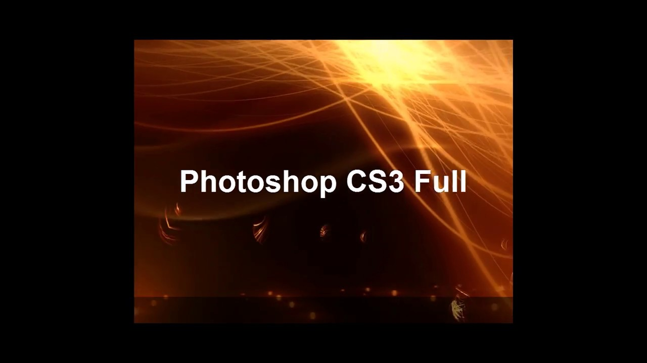 PHOTOSHOP CS3 TRIAL EXPIRED HOW TO CRACK