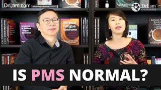 Are PMS Symptoms Normal?