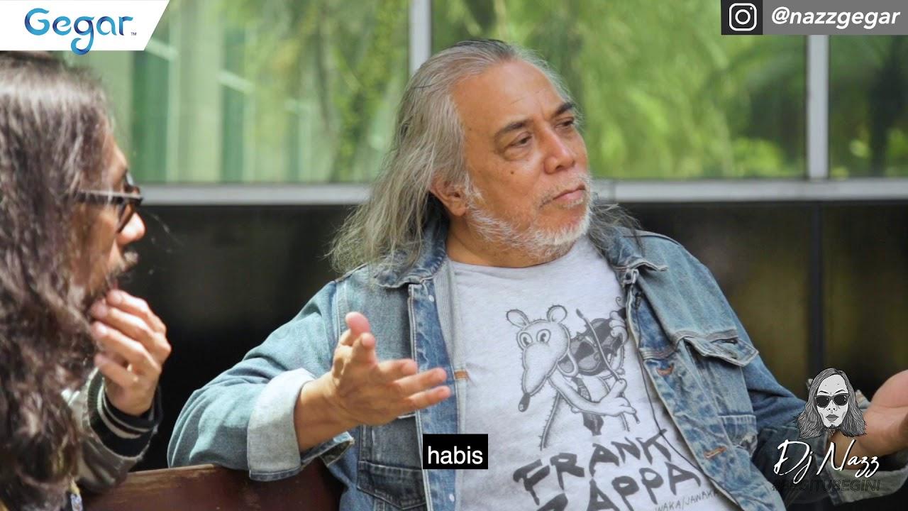 Begitu Begini DJ Nazz Bersama Datuk Ramli Sarip