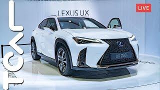 [直播] 2018 日內瓦車展 | Lexus UX 250h - TCAR