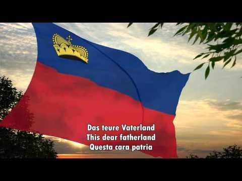 Flag and anthem of Liechtenstein (with lyrics and translation)