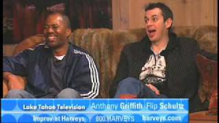 Anthony Griffith & Flip Schultz on Howie's Late Night Rush