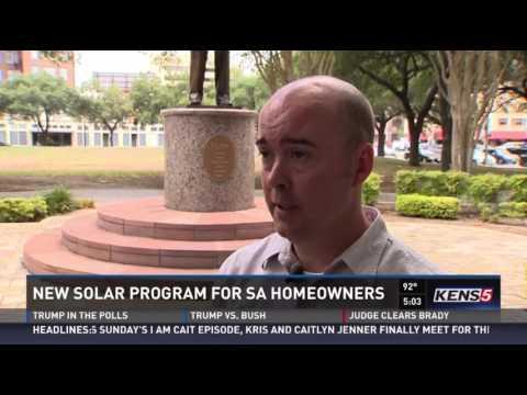 Free Solar Power in San Antonio
